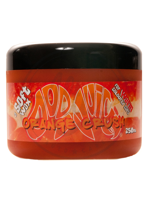 Dodo Juice - Orange Crush Paste Wax (250ml)