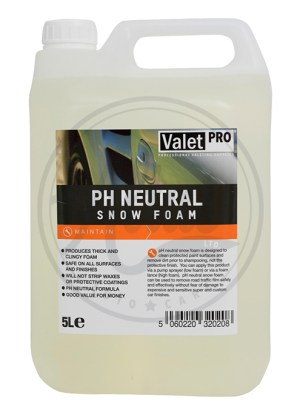 valet-pro-ph-neutral-snow-foam-5-litre