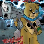 Mr. Button the Teddy Bear, taking down the monsters under the bed permanently