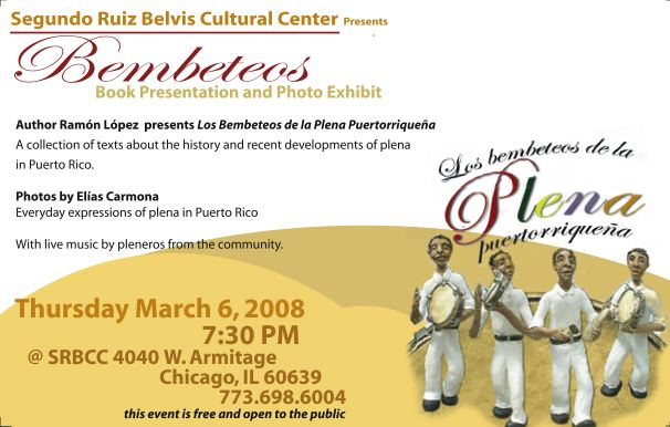 Bembeteos -- Book Presentation & Photo Exhibit