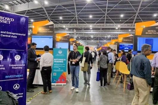 Singapour,  hub fintech mondial