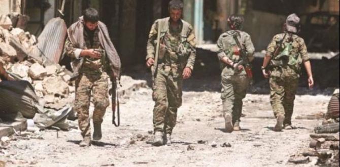 Münbiç'te PKK'ya büyük tepki