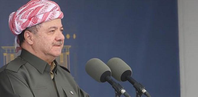 Barzani'den sert tepki: Bedelini ödeyecekler.