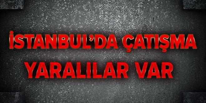İstanbul'da silah sesleri! Özel harekat bölgede!.