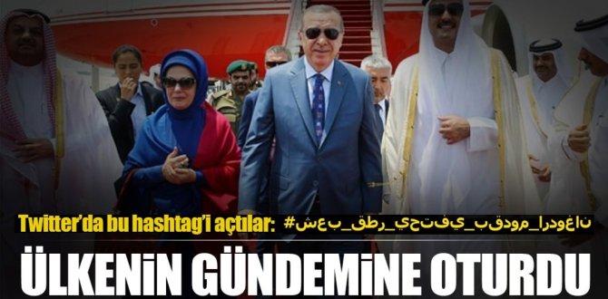 Cumhurbaşkanı Erdoğan'a övgü dolu sözler