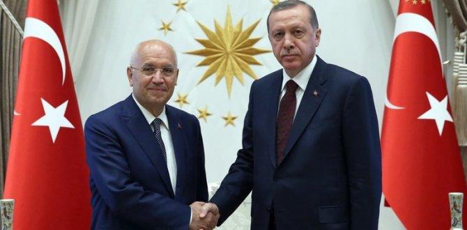 CHP Yenimahalle Belediye Başkanı Fethi Yaşar'dan Cumhurbaşkanı Erdoğan'a teşekkür.