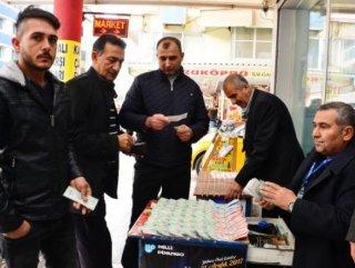 Adana'da piyango biletlerinin yüzde 99'u tükendi