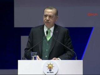 Erdoğan sigara içenlere kul hakkı uyarısı yaptı