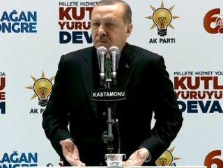 Erdoğan'dan Kılıçdaroğlu'na: Sen ne cins adamsın