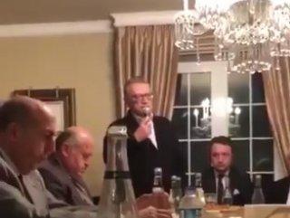Mesut Yılmaz taziyede konuştu: İsyan etmeyeceğiz