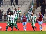 Trabzonspor Konya'da yenildi