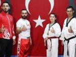 Yamanoğlu ailesi uzak doğu sporlarında Türkiye'nin gururu