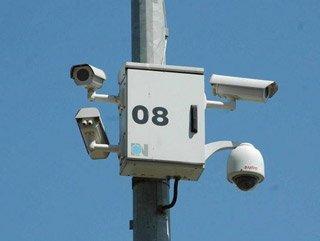 Arhavi'ye 54 MOBESE kamerası