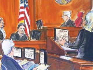 Atilla'nın yargılandığı mahkemeye ikinci Berman