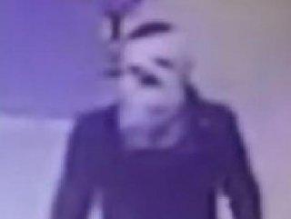 Başına sargı bezi sarıp, hırsızlık yaptı