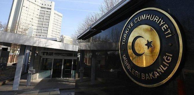 Türkiye'den ABD'deki skandal kararla ilgili açıklama