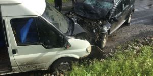 Şırnak'ta feci kaza