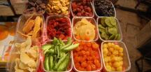 Sağlıklı kuru meyveler dünya genelinde tanıtılacak
