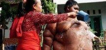 Arya Premana dünyanın en şişman çocuğuydu! Bakın şimdi kaç kilo…