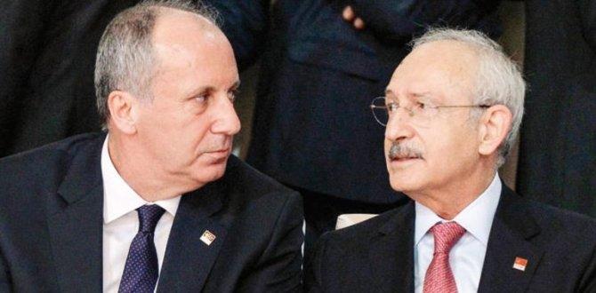 Kemal Kılıçdaroğlu: Muharrem İnce güven vermedi