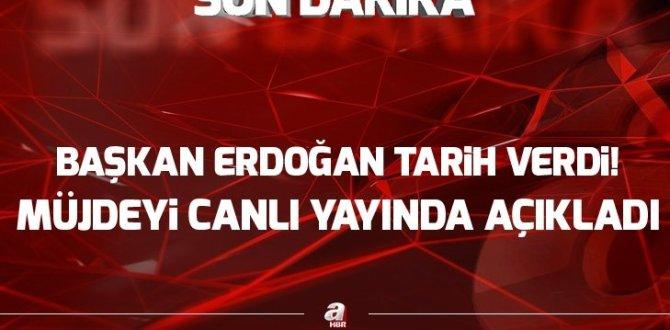 Başkan Erdoğan'dan Ankaralılara hastane müjdesi