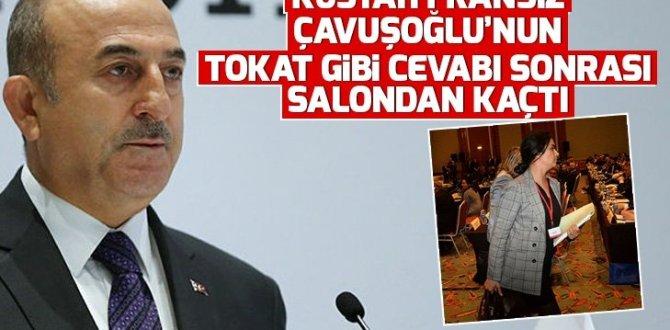 """Türkiye'den küstah Fransıza """"haddinizi bildireceğiz"""" cevabı"""