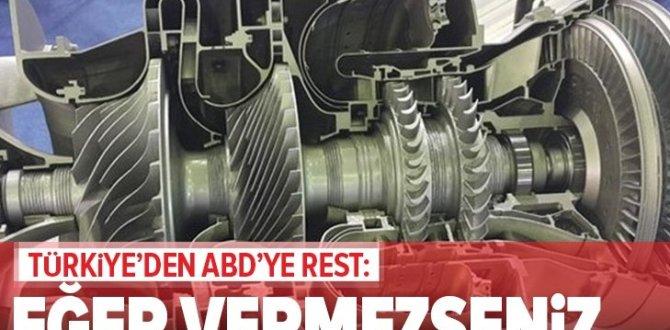 Türkiye'den ABD'ye ihracat lisansı resti: Vermezseniz kendi yolumuza devam ederiz