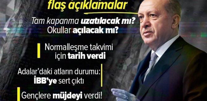 Son dakika   Başkan Erdoğan'dan 81 İlimizden 560 Genç ile En Uzun İftar Sofrası programında önemli açıklamalar .