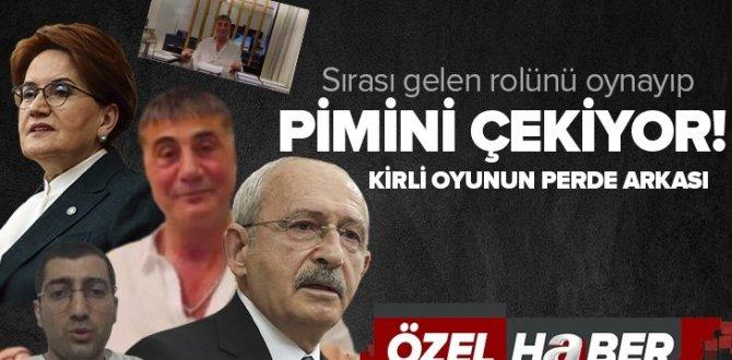 Oynanan kirli oyunun perde arkasını A Haber'de anlattı: Sedat Peker'in sahneye çıkması tesadüf değil!