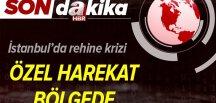 Son dakika: İstanbul Haramidere metrobüs durağında rehine krizi