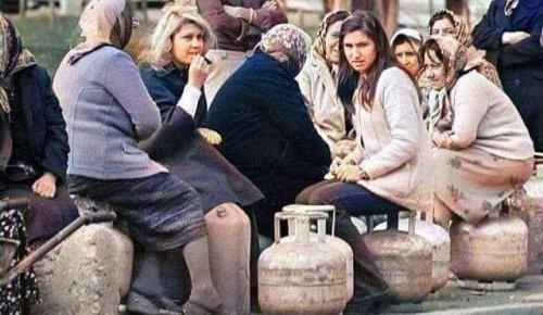 Eski Türkiye'yi anımsatan görüntüler! CHP'li belediye 8 mahallenin suyunu kesti!.