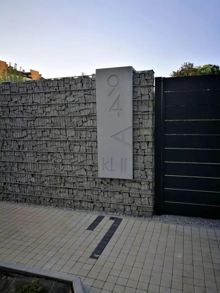 ALUgate ogrodzenie aluminiowe AG150 2-1