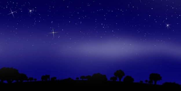 Kerinduan Malam Seribu Bulan