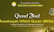 Musabaqoh Hifdzul Quran Berhadiah Umroh