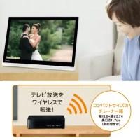液晶テレビ ワイヤレス 19型 チューナー