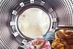洗濯機内部