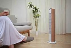 さまざまな機能から扇風機を選ぼう