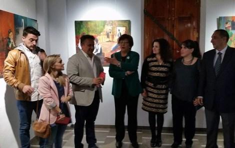 Exposición-Aula-Universidad-Granada-Pinos-Puente-2