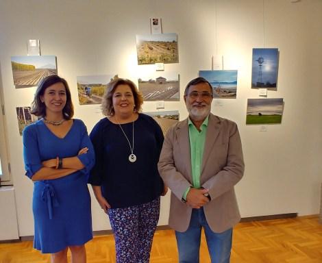 Exposición La Vega en Niñas Nobles