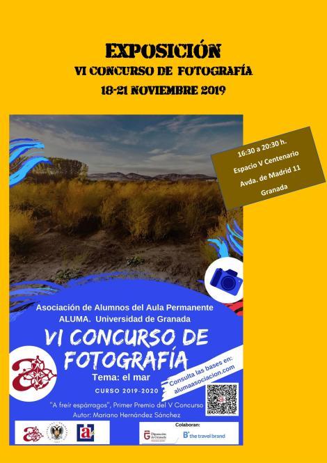 Cartel Exposición de Fotografía