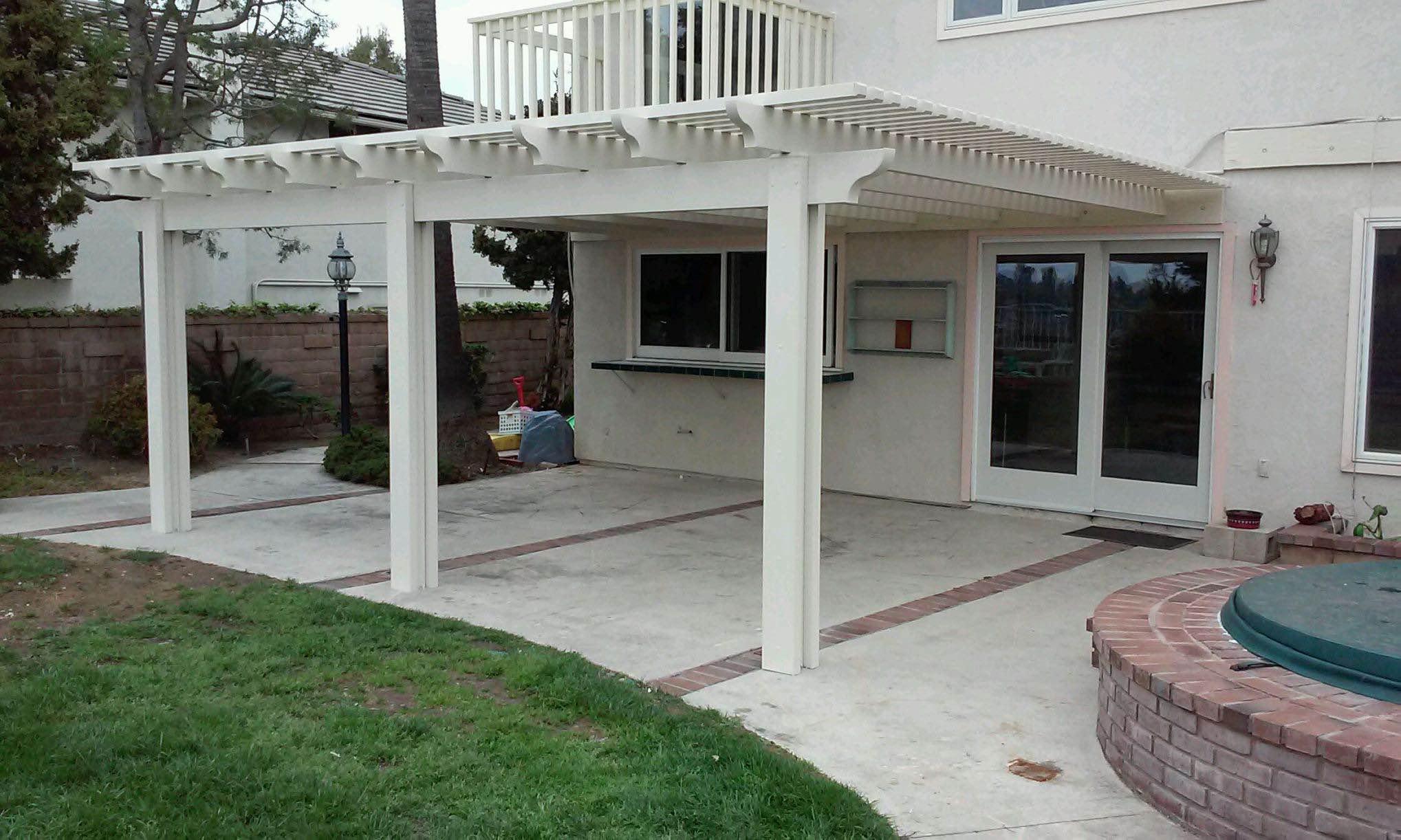aluminum patio cover murrieta alumawood