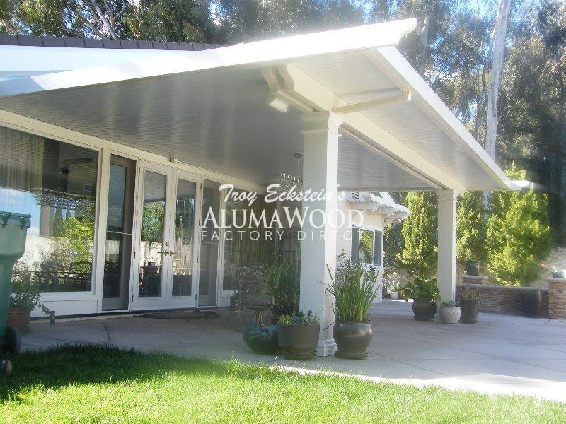 alumawood patio cover price 10 x 20