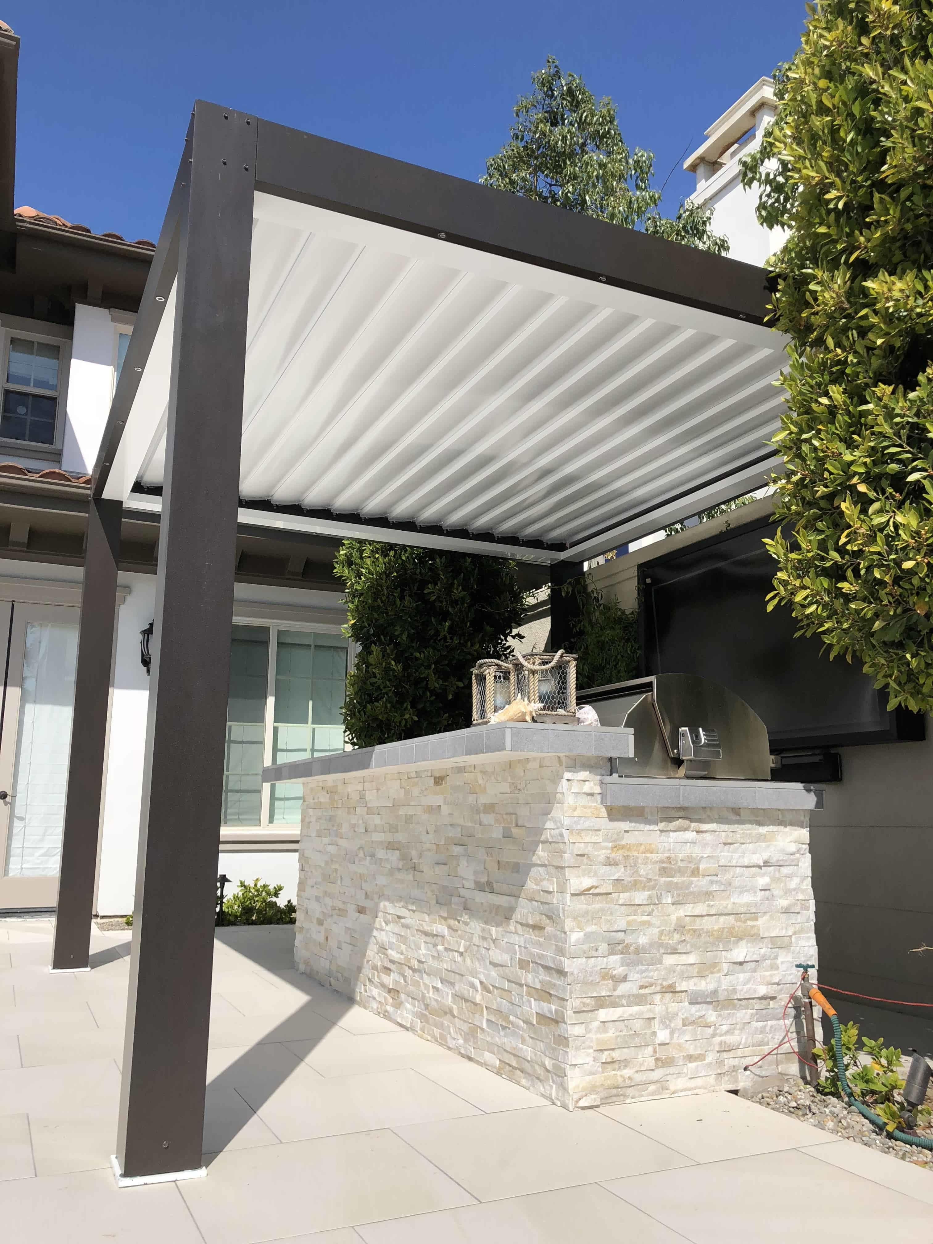 Modern Contemporary Patio Cover Designs Alumawood