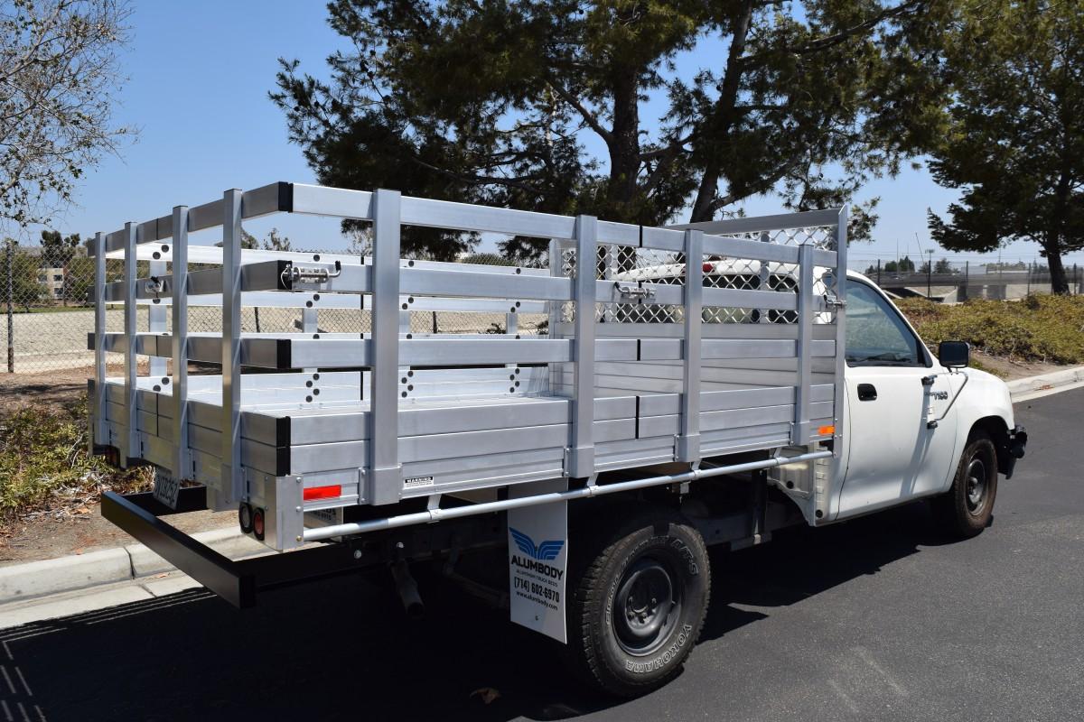 Toyota Aluminum Truck Beds Alumbody