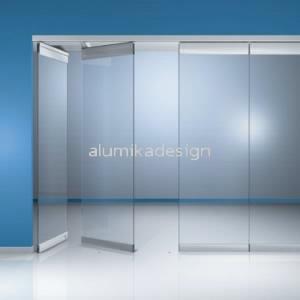 Pintu Kaca Dan Partisi Kaca Kusen Aluminium Kaca Bekasi