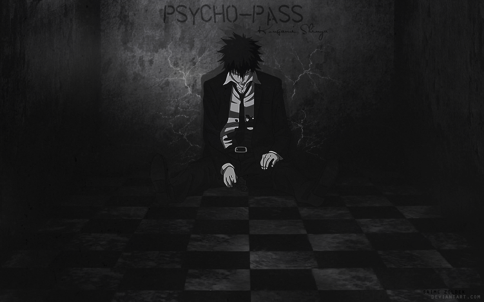 Anime Review: Psycho-Pass