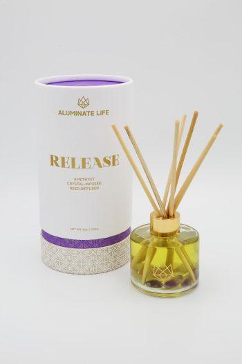 Aluminate Life Release Reed Diffuser