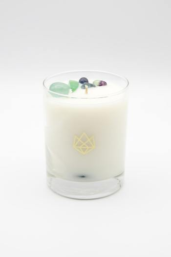 Aluminate Life Focus Candle 2