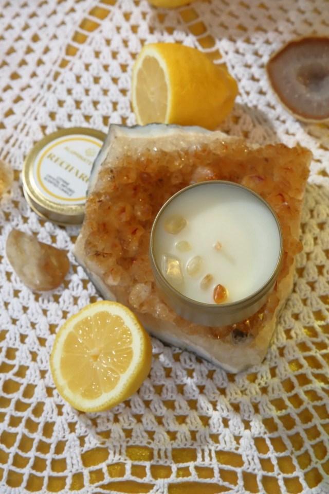 Aluminate Life Recharge Candle Tin 2