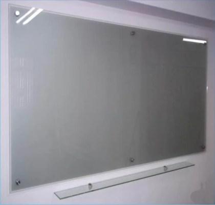pizarras de vidrio templado
